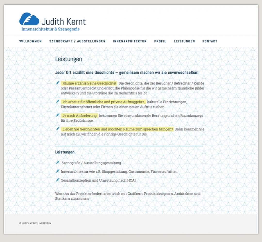 judith kernt – szenografie & innenarchitektur | amélie putzar, Innenarchitektur ideen
